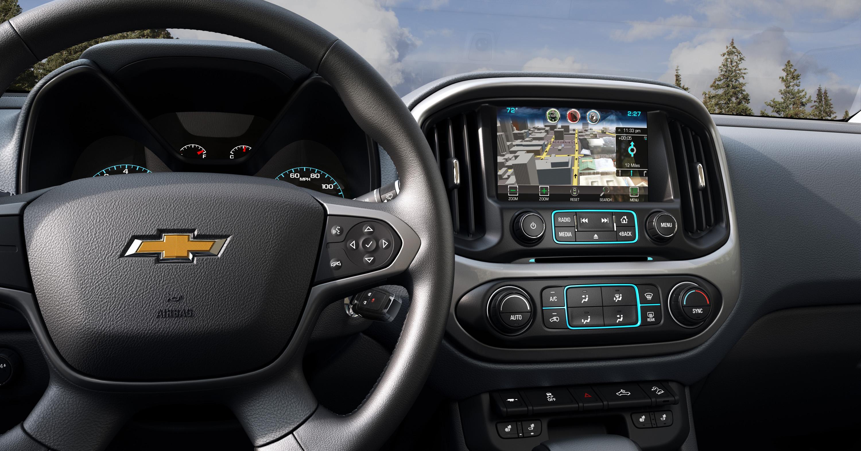 Amazing 2015 Chevrolet Colorado Interior Nice Design