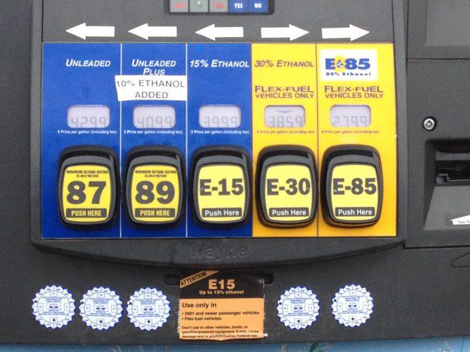 Gasoline Pump - Credit Royal Purple