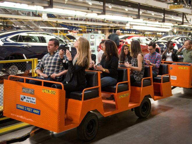Detroit Hamtramck Cadillac