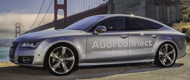 Audi Connected Vehicle