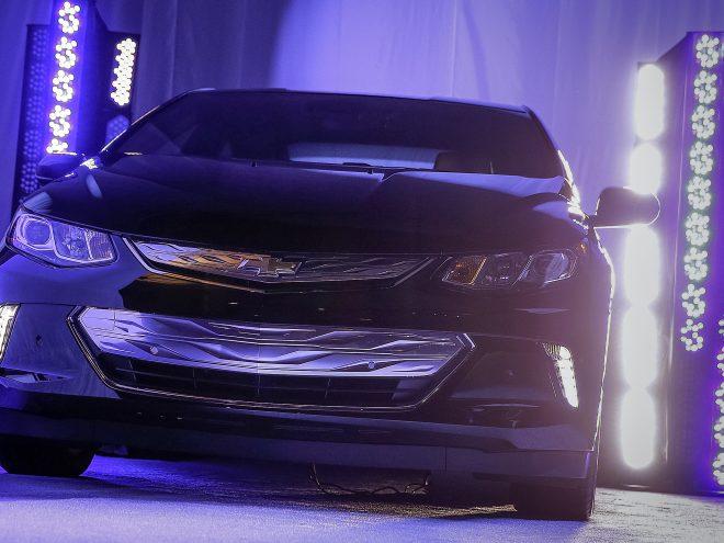 2016 Chevrolet Volt CES