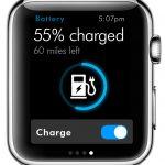 VW CarNet Apple Watch