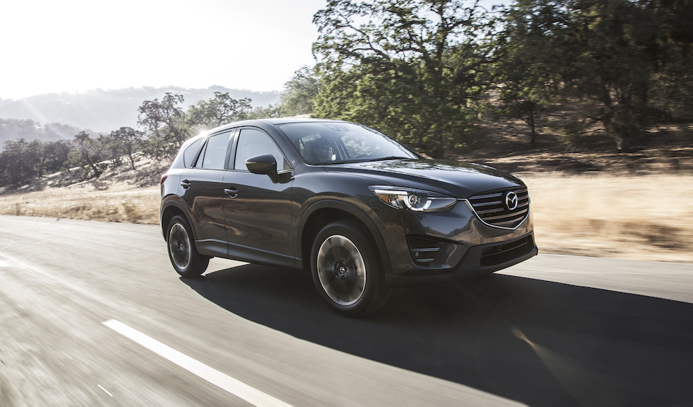 2016 5 Mazda Cx 5 Adds More Standard Features The