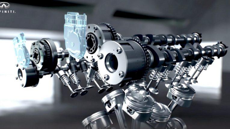 Infiniti Q50 Engine