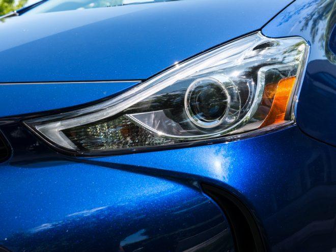 Toyota Prius V Headlight