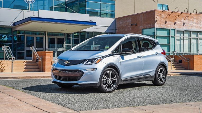Chevy Bolt EV