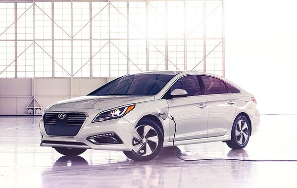 Hyundai Sonata Plugin Hybrid