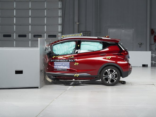 Chevrolet Bolt IIHS
