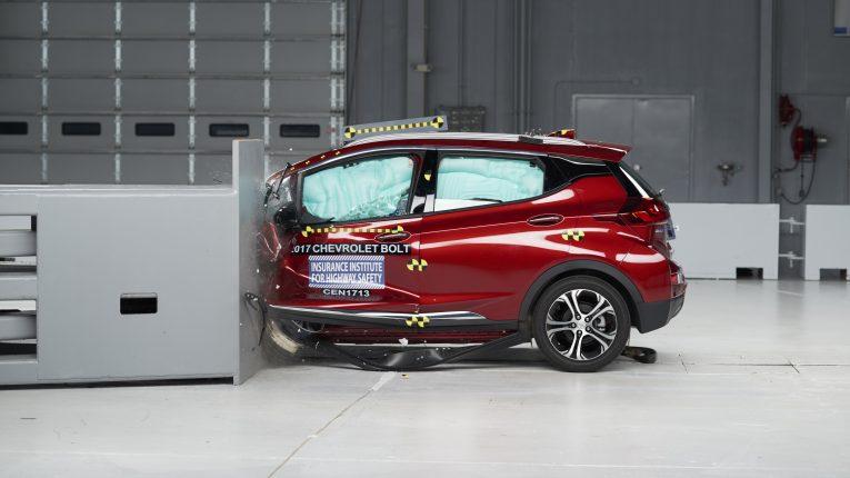 Chevrolet Bolt IIHS