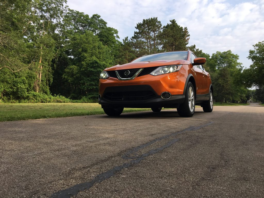 Road Test: 2017 Nissan Rogue Sport SL - The Intelligent Driver
