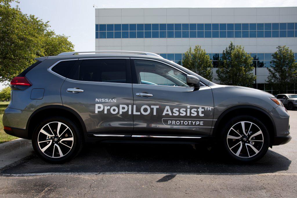 Nissan ProPILOT Assist