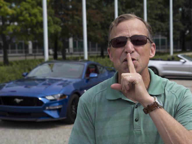 Mustang GT Quiet Start