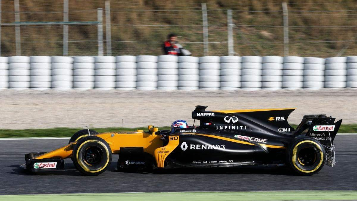 Renault Sport Formula One Team 2017