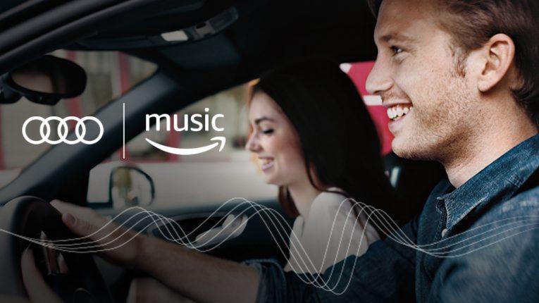 Audi Amazon Music
