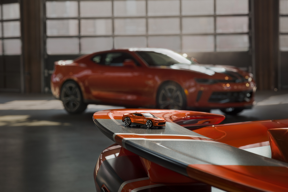 2018 Camaro Hot Wheels 50th Anniversary Edition