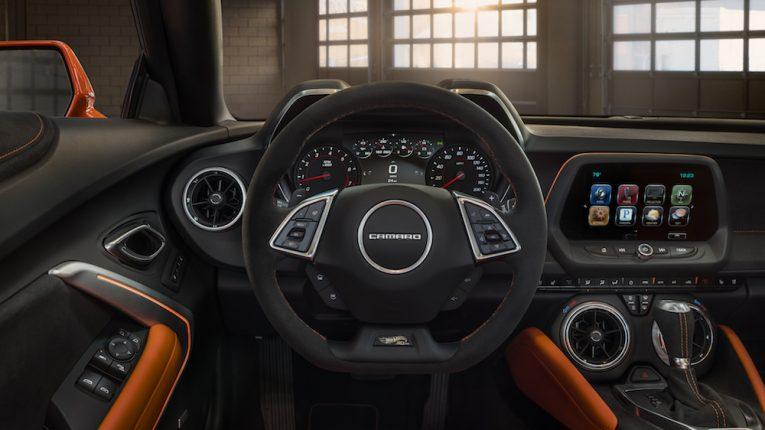 2018 Camaro Hot Wheels 50th Anniversary Edition