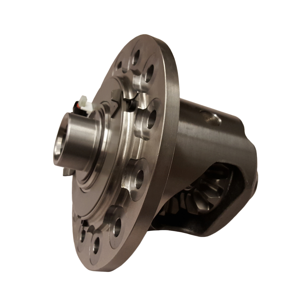 Electronic Locking Differential