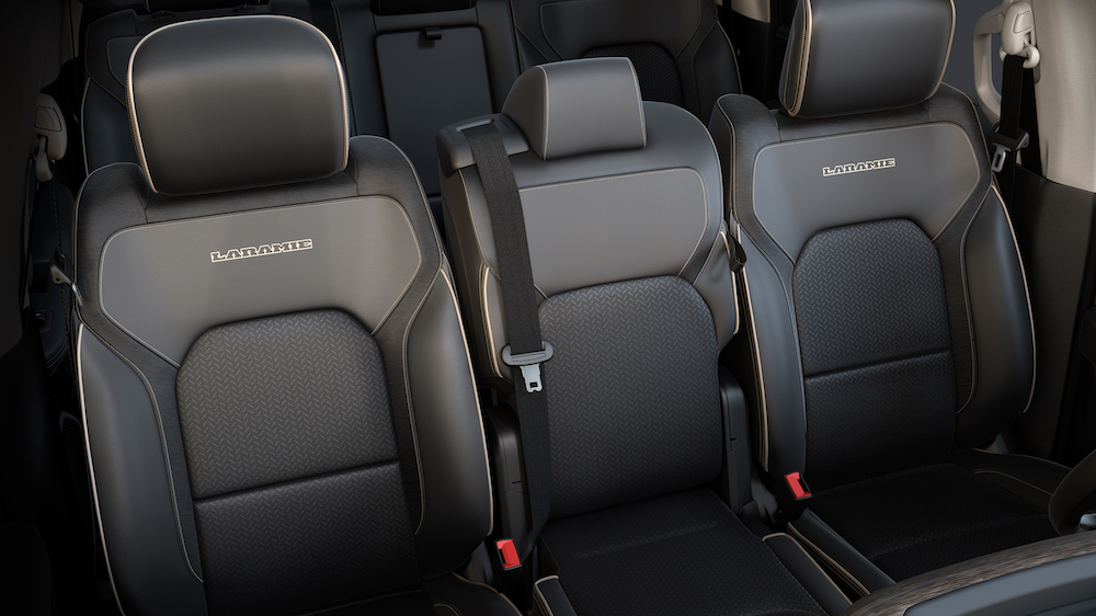 Awesome 2019 Ram 1500 Laramie Front Bench Seat Configuration The Short Links Chair Design For Home Short Linksinfo