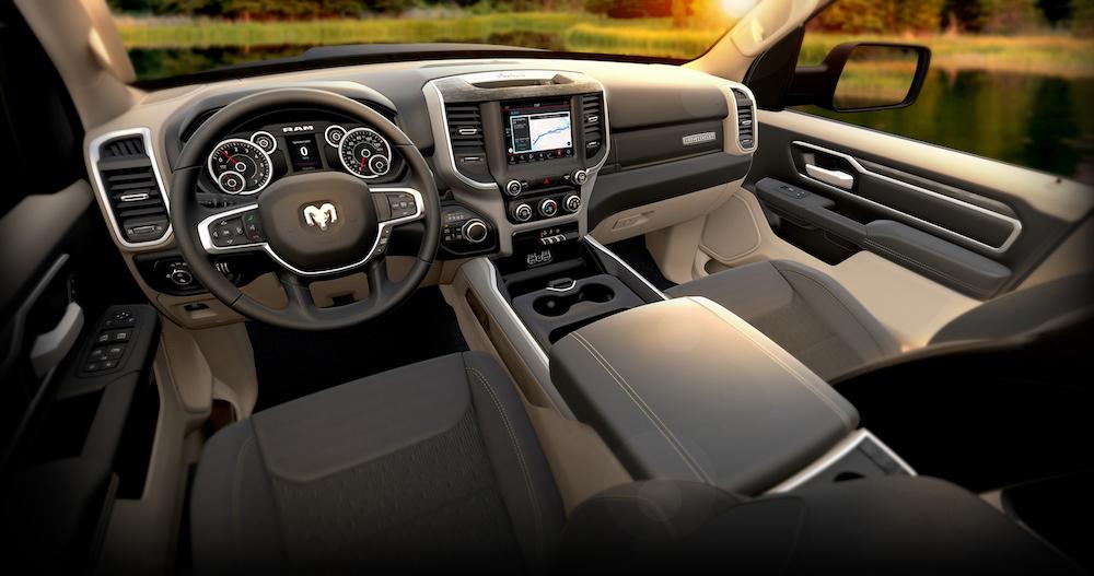 Dodge Ram 1500 Diesel >> 2019 Ram 1500 Big Horn – Black Frost Interior - The Intelligent Driver