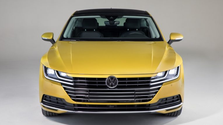 Vw Arteon Stance >> Chicago Auto Show: 2019 Volkswagen Arteon - The Intelligent Driver