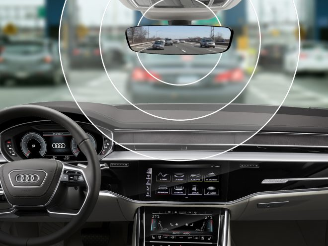 Audi A8 Toll Tech