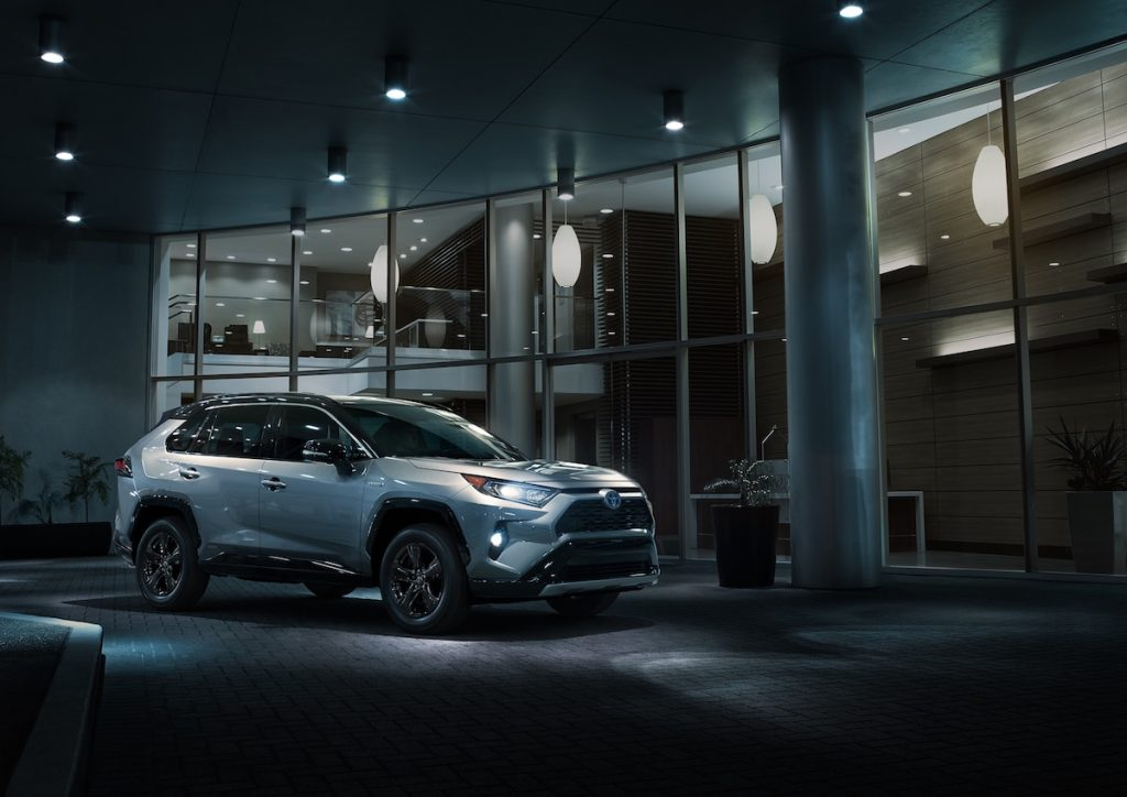 ny auto show  2019 toyota rav4 reimagined  loaded with tech