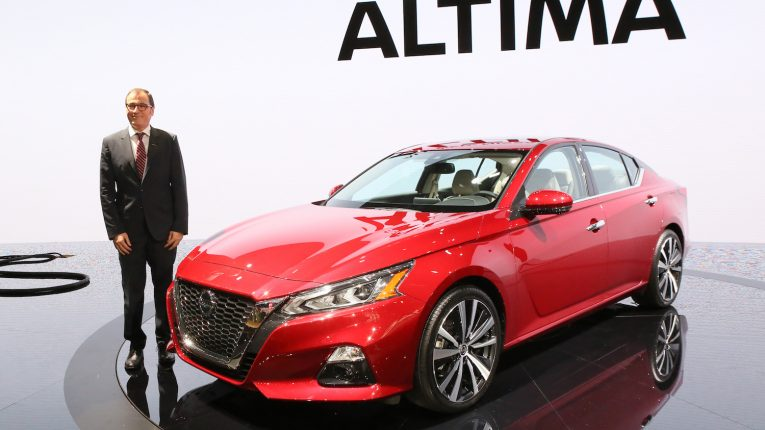 ny auto show 2019 nissan altima offers awd propilot assist advanced engine the intelligent. Black Bedroom Furniture Sets. Home Design Ideas