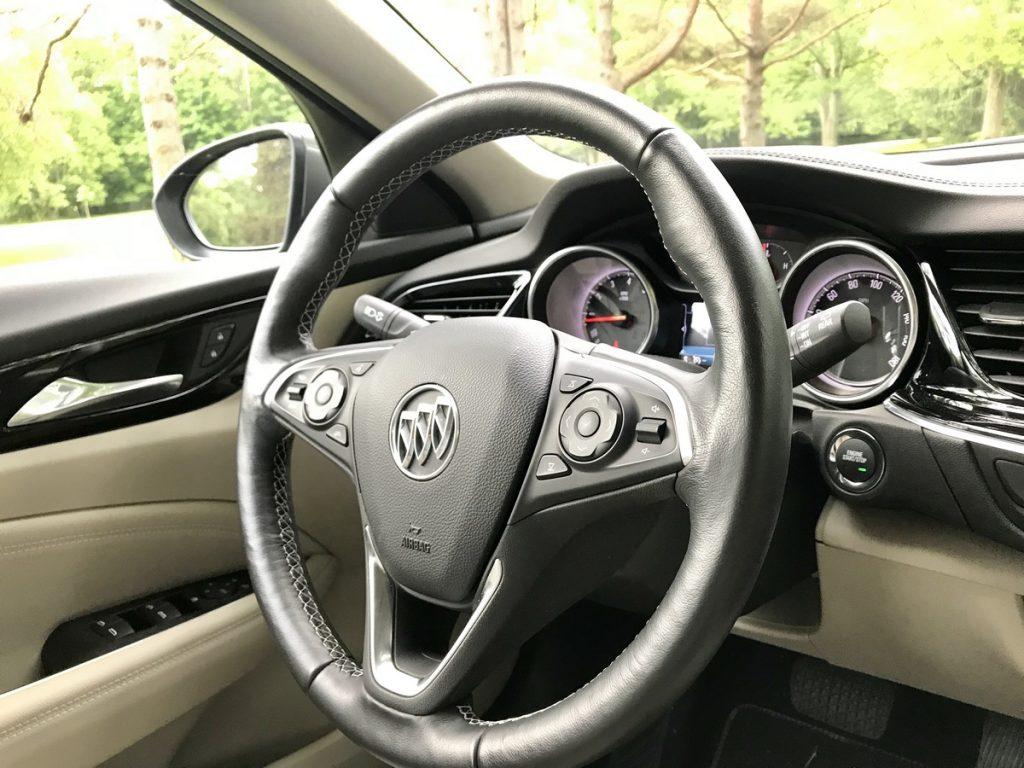 Road Test: 2018 Buick Regal TourX - The Intelligent Driver