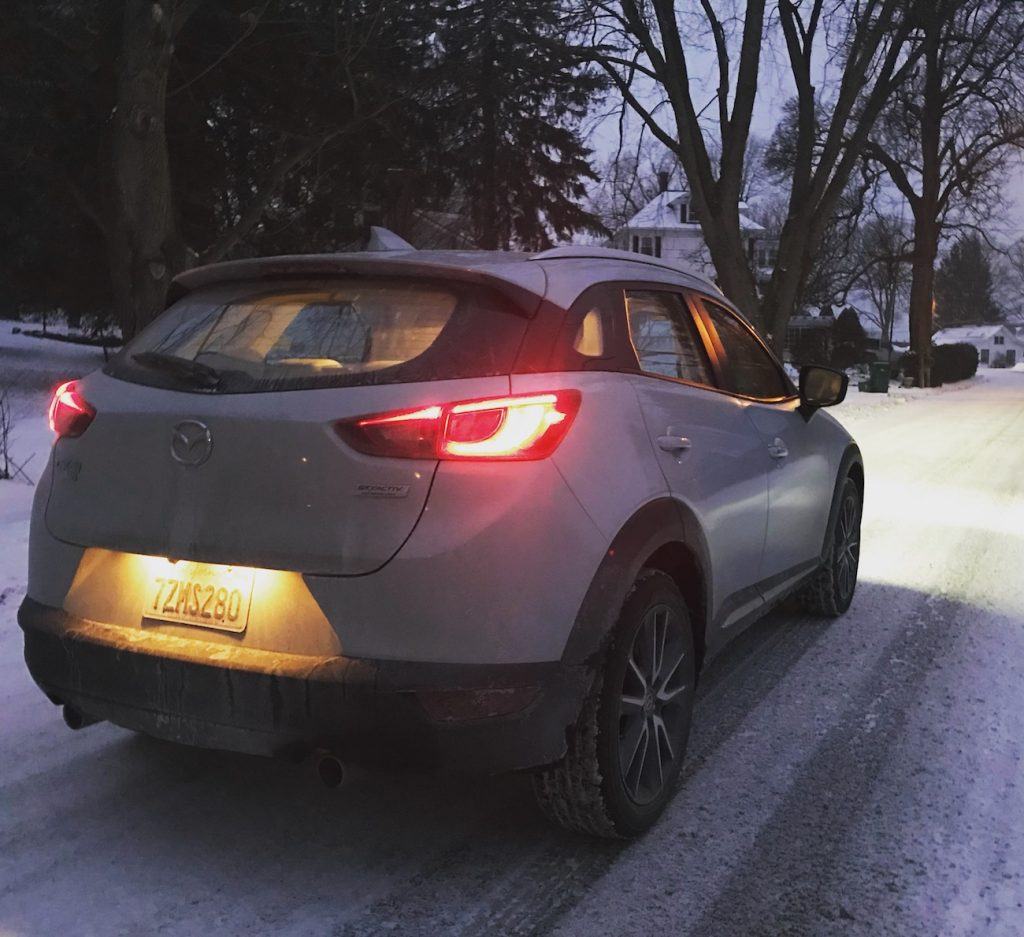 Road Test: 2018 Mazda CX-3 Grand Touring AWD