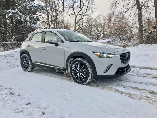 2018 Mazda CX-3 AWD