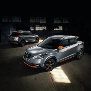 Nissan Kicks Color Studio