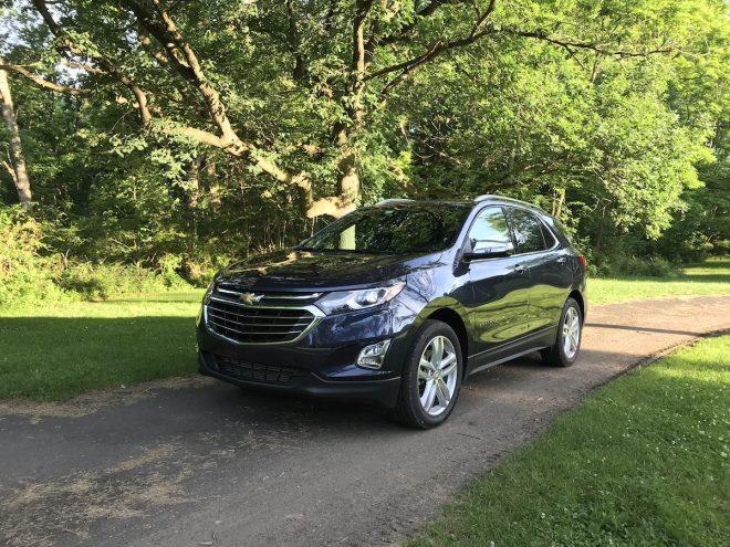 2018 Chevy Equinox Premier