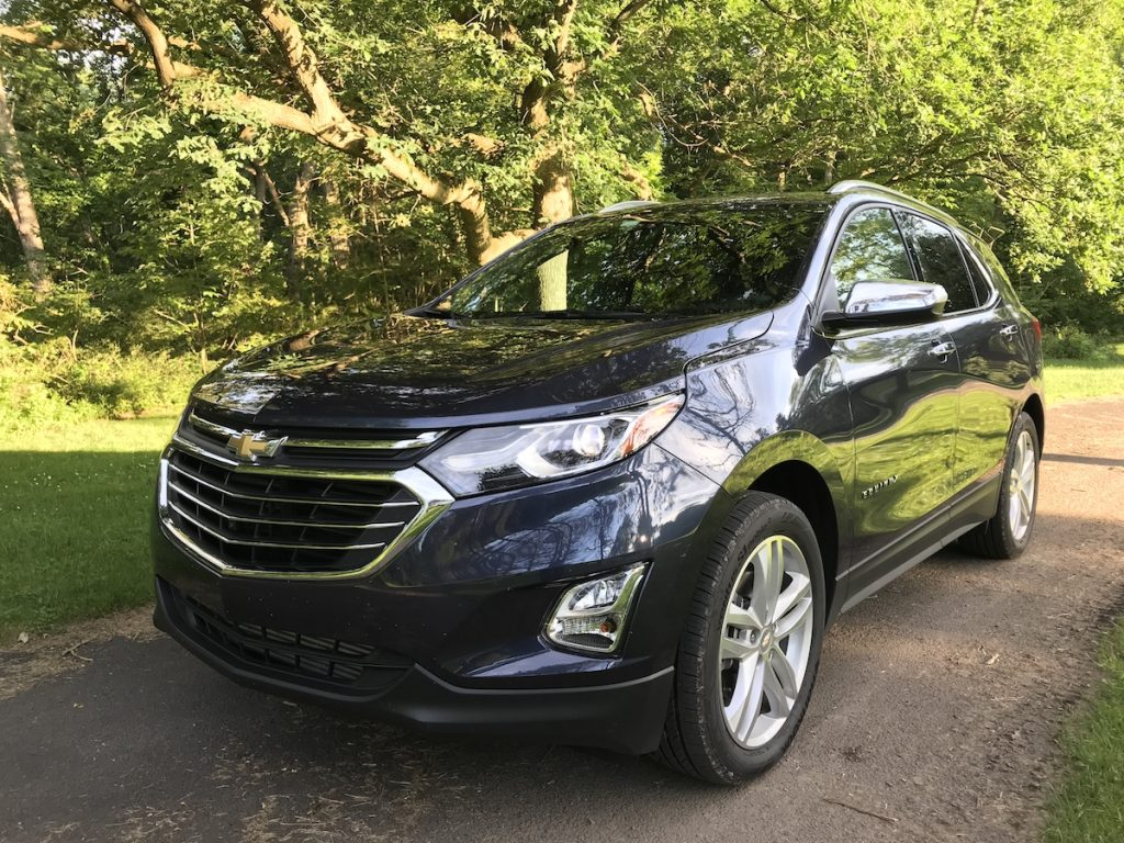 Road Test: 2018 Chevy Equinox Premier - The Intelligent Driver