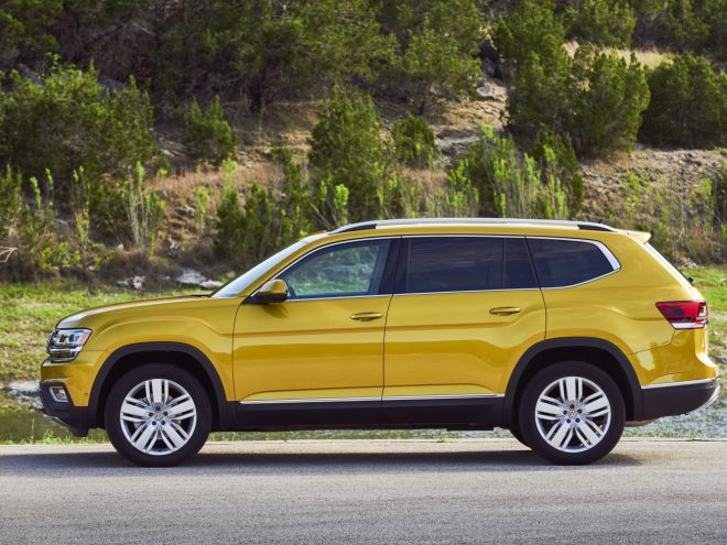 2018 VW Atlast
