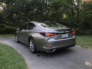 2019 Lexus ES350