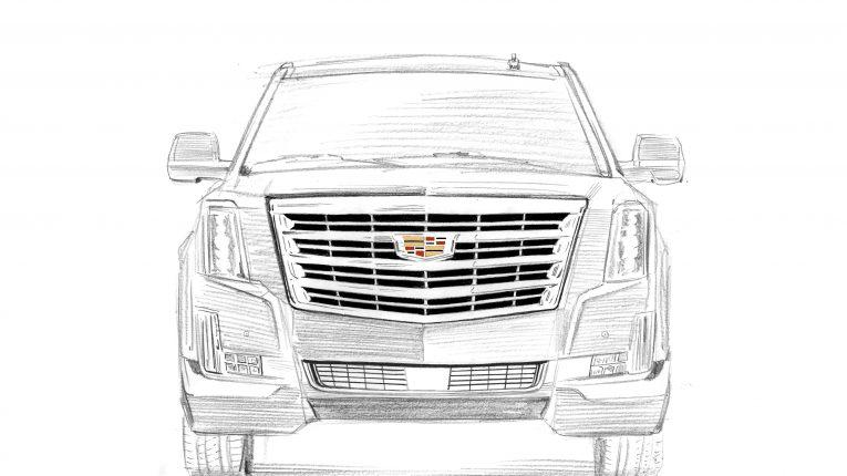 Cadillac Escalade Gen 4