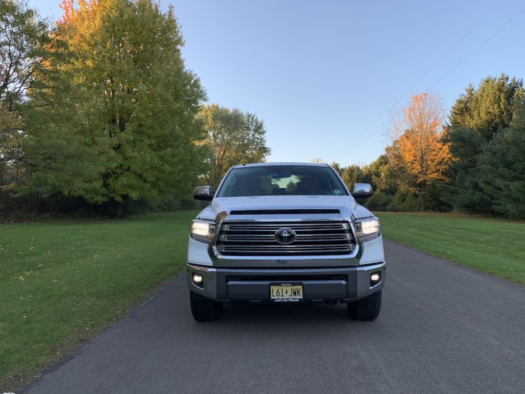 Road Test: 2018 Toyota Tundra 1794 CrewMax - The ...