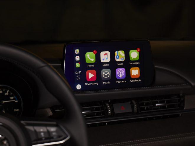 Mazda Apple CarPlay