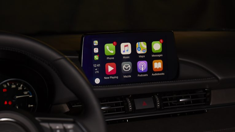 Mazda Apple CarPlay