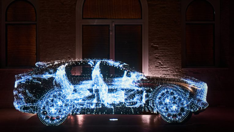 Lexus LF1 Design Miami
