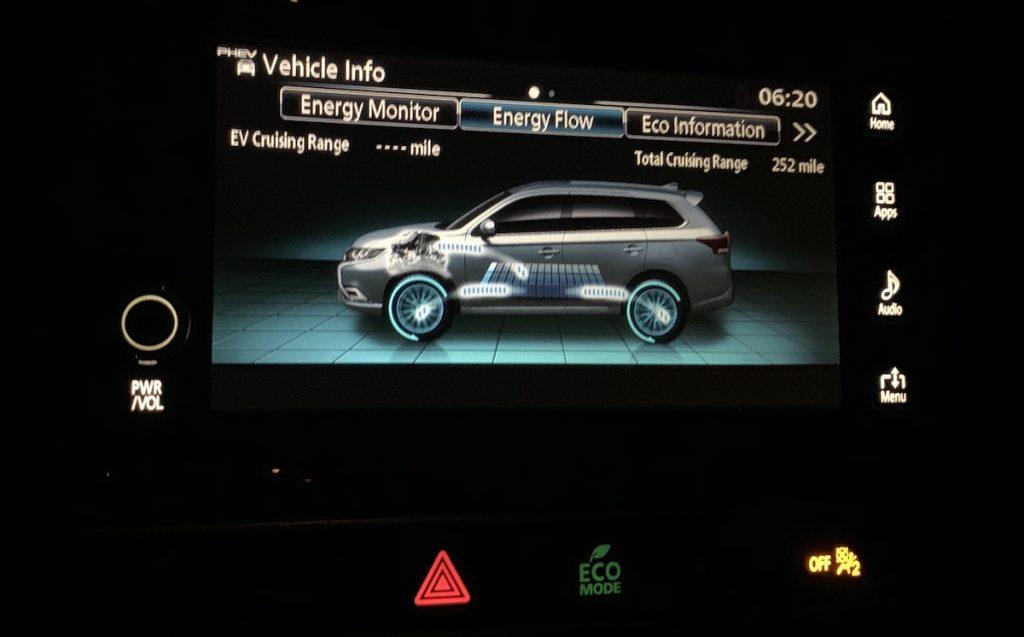 Road Test 2019 Mitsubishi Outlander Phev The