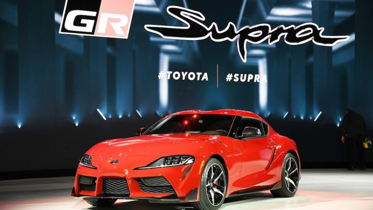 2020 Toyota Supra Debuts At Naias The Intelligent Driver