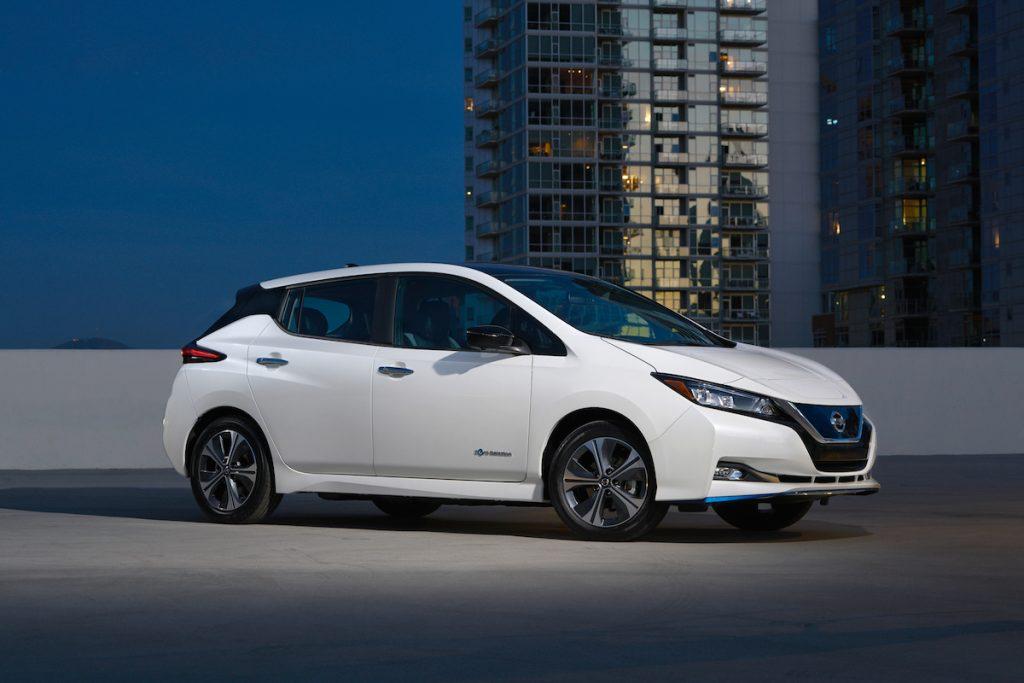 2019 Nissan LEAF PLUS