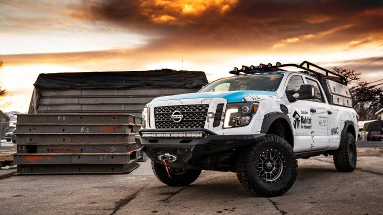 Nissan Ultimate Work TITAN