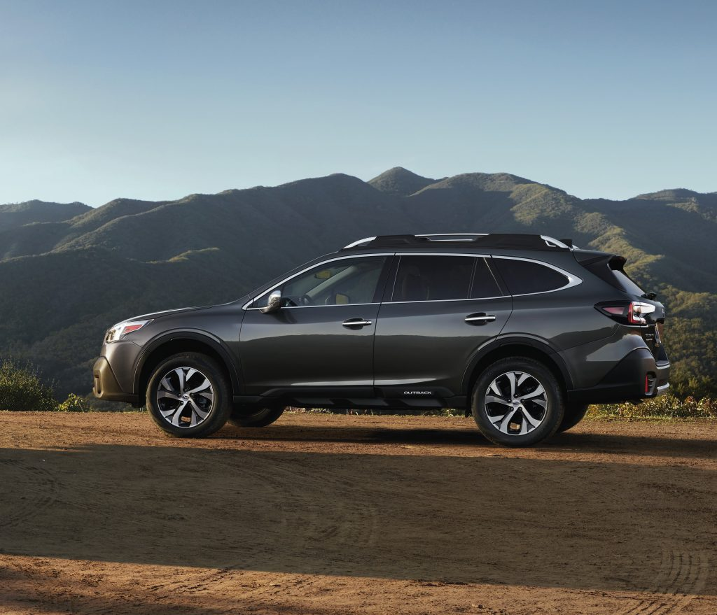 New 2020 Subaru Outback Coming Soon