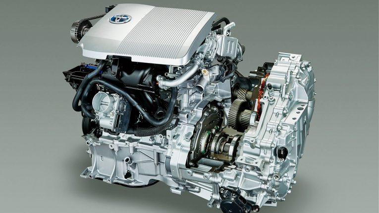 Toyota Hybrid Engine