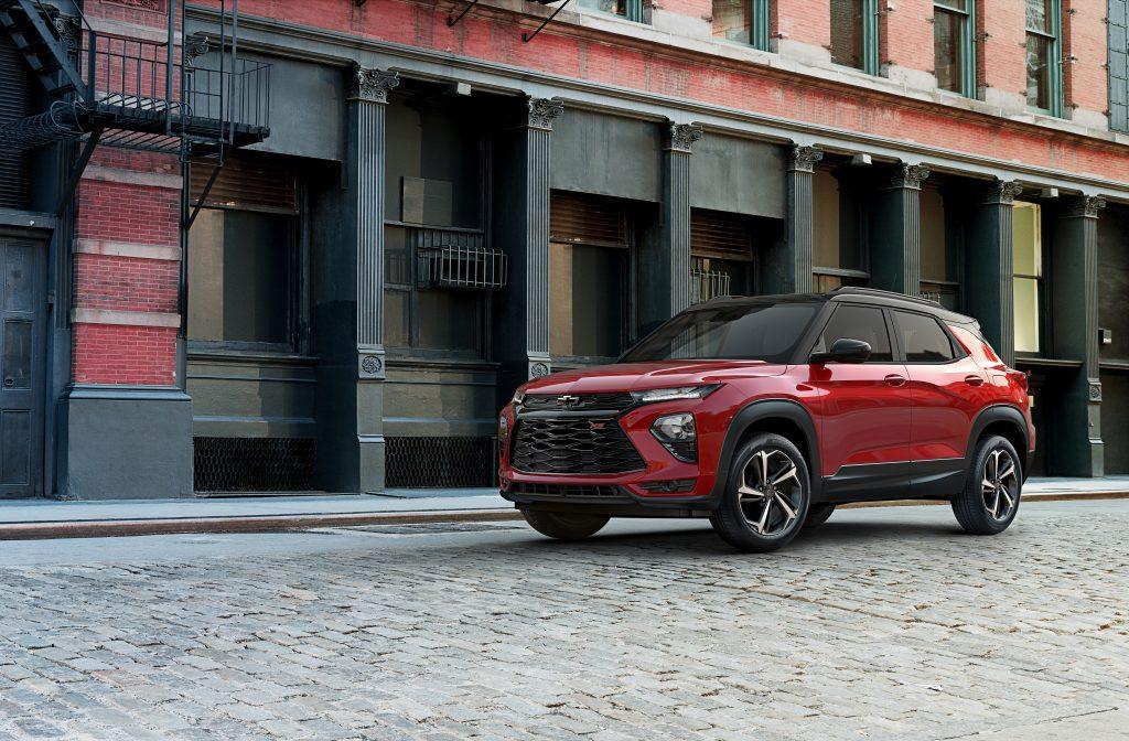 Chevrolet Unveils 2021 Trailblazer - The Intelligent Driver