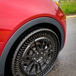 Michelin Uptis Chevy Bolt