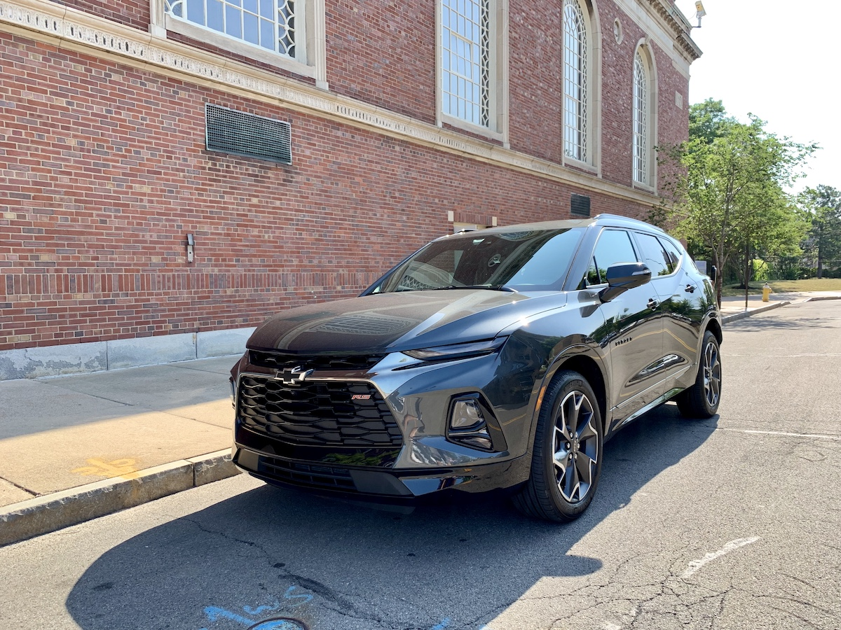 Road Test 2019 Chevrolet Blazer Rs Awd The Intelligent Driver