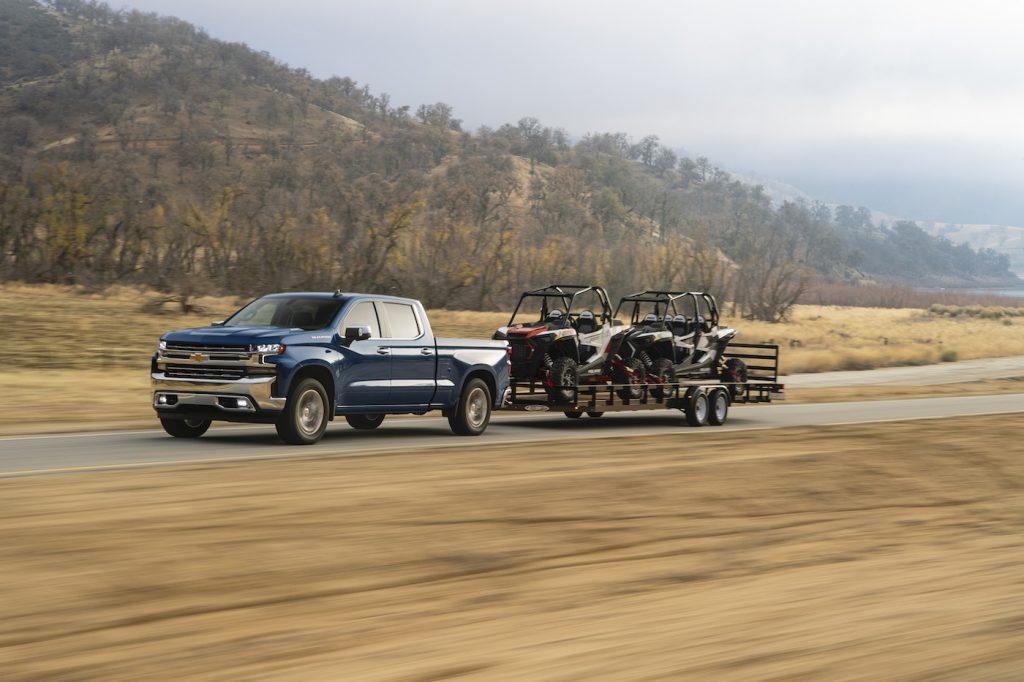 2020 Silverado Duramax Diesel